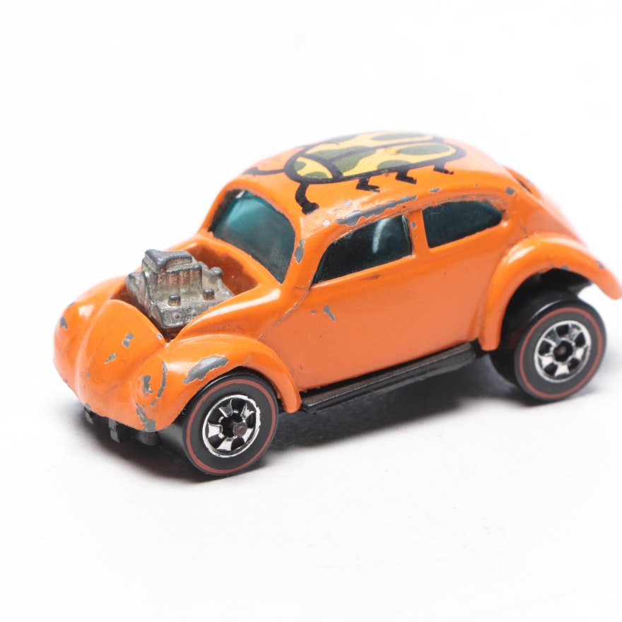 Hot Wheels 1969 NSR Custom Volkswagen Die-Cast Car