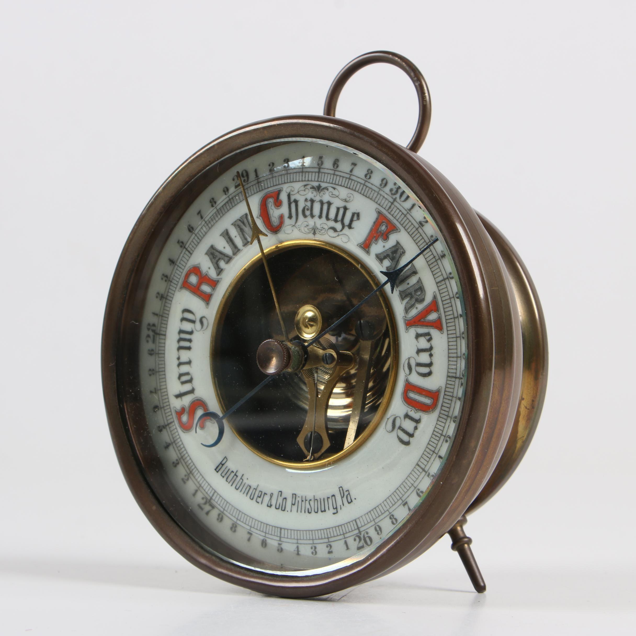 Buchbinder & Co. Barometer