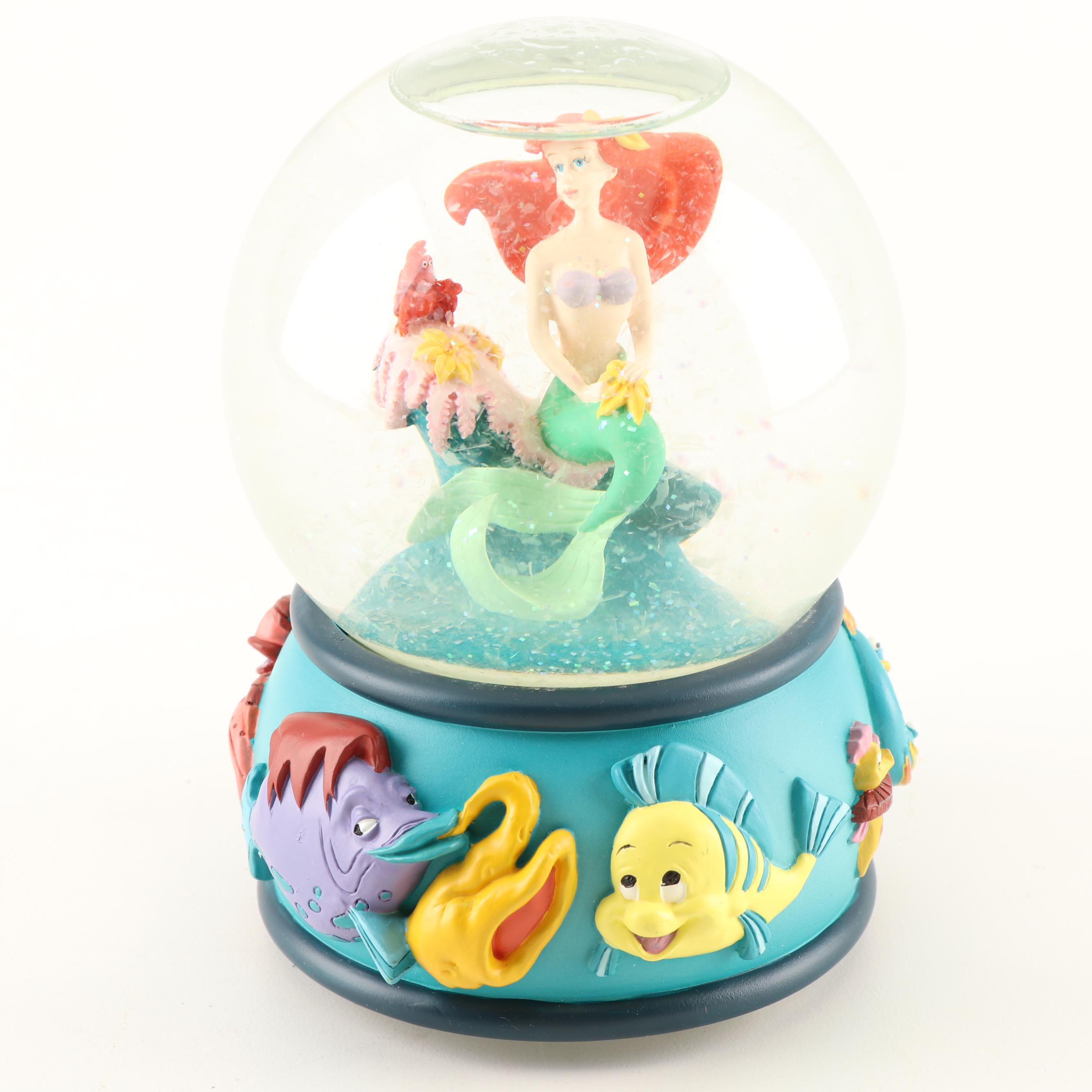 Part Of Your World Little Mermaid Music Box
