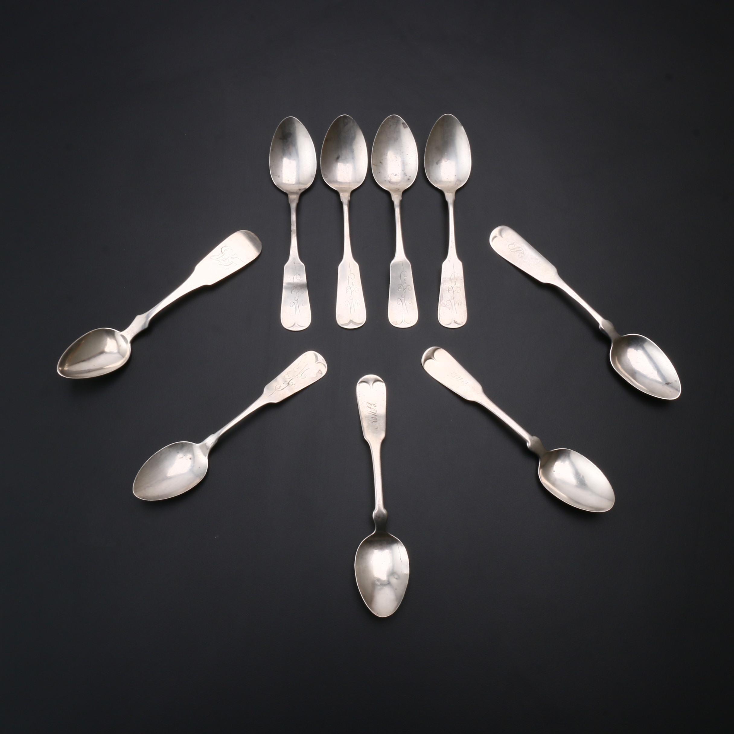 Sterling Silver Teaspoons