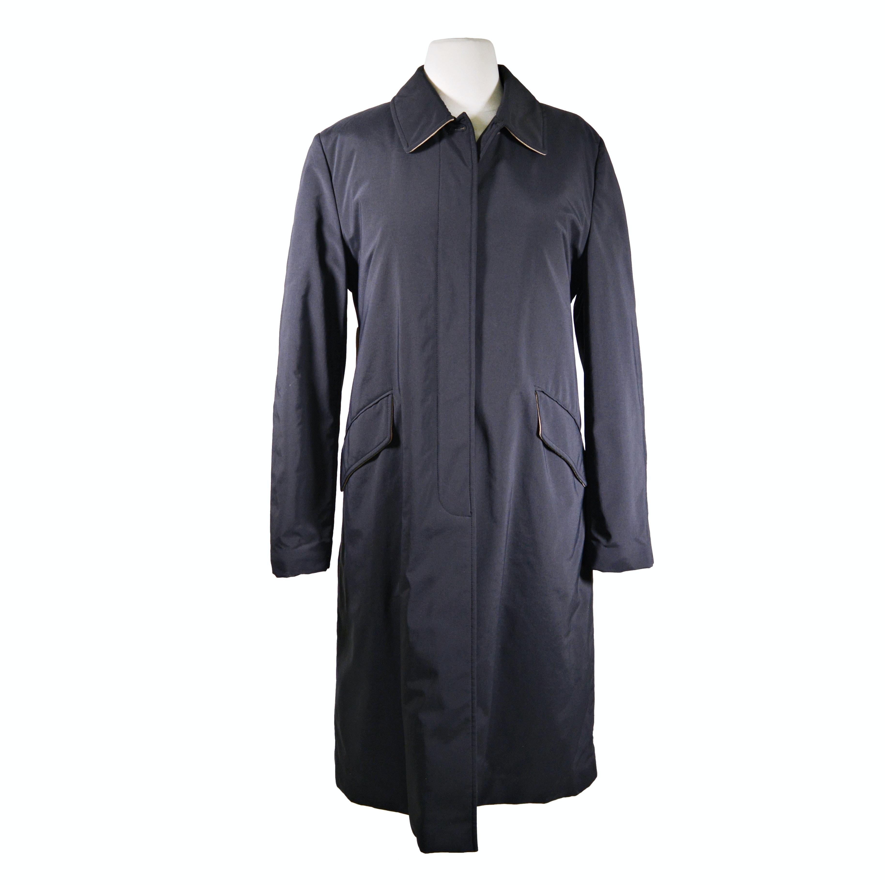 Women's Loro Piana Raincoat, Made in Italy