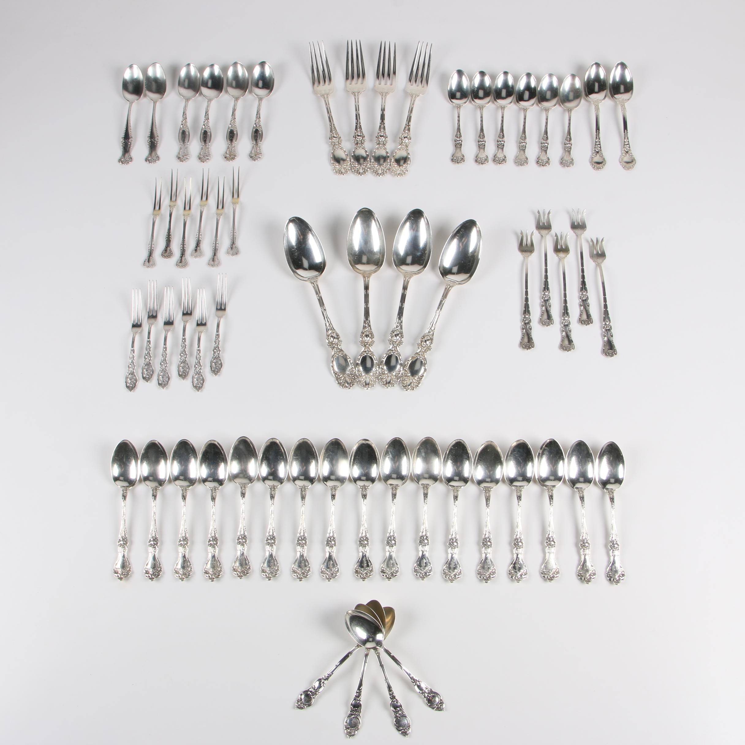 R. Wallace & Sons and Other American Sterling Silver Flatware