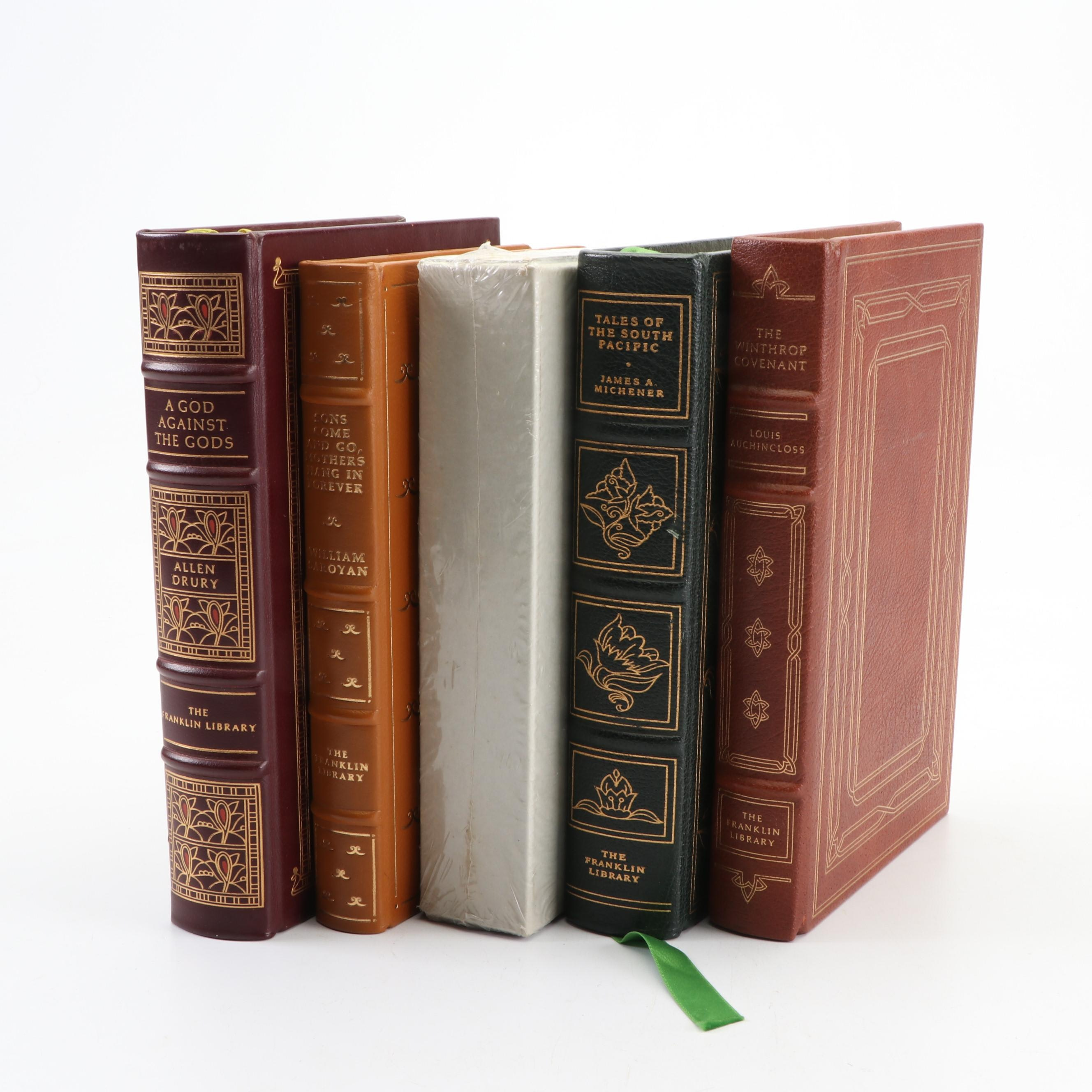 "Franklin Library Leather Bound Books and Rizzoli ""Art of the Christian World"""