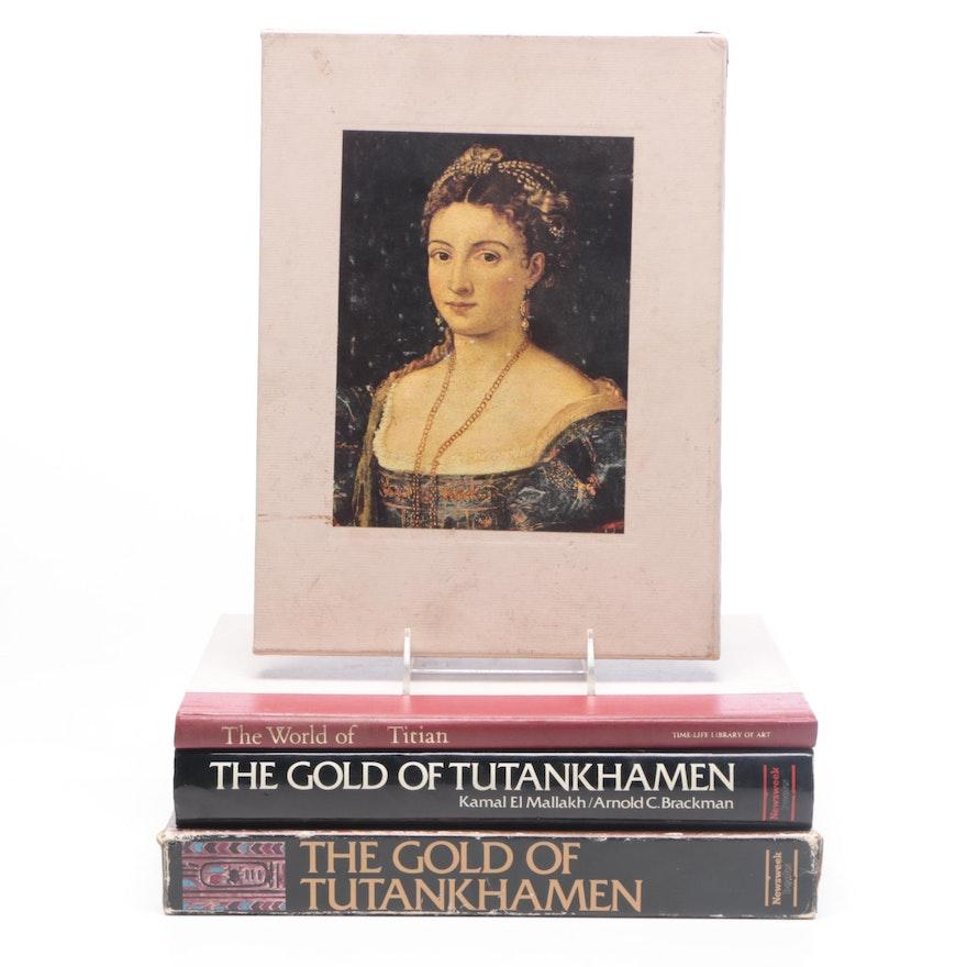 Hardcover Art Books