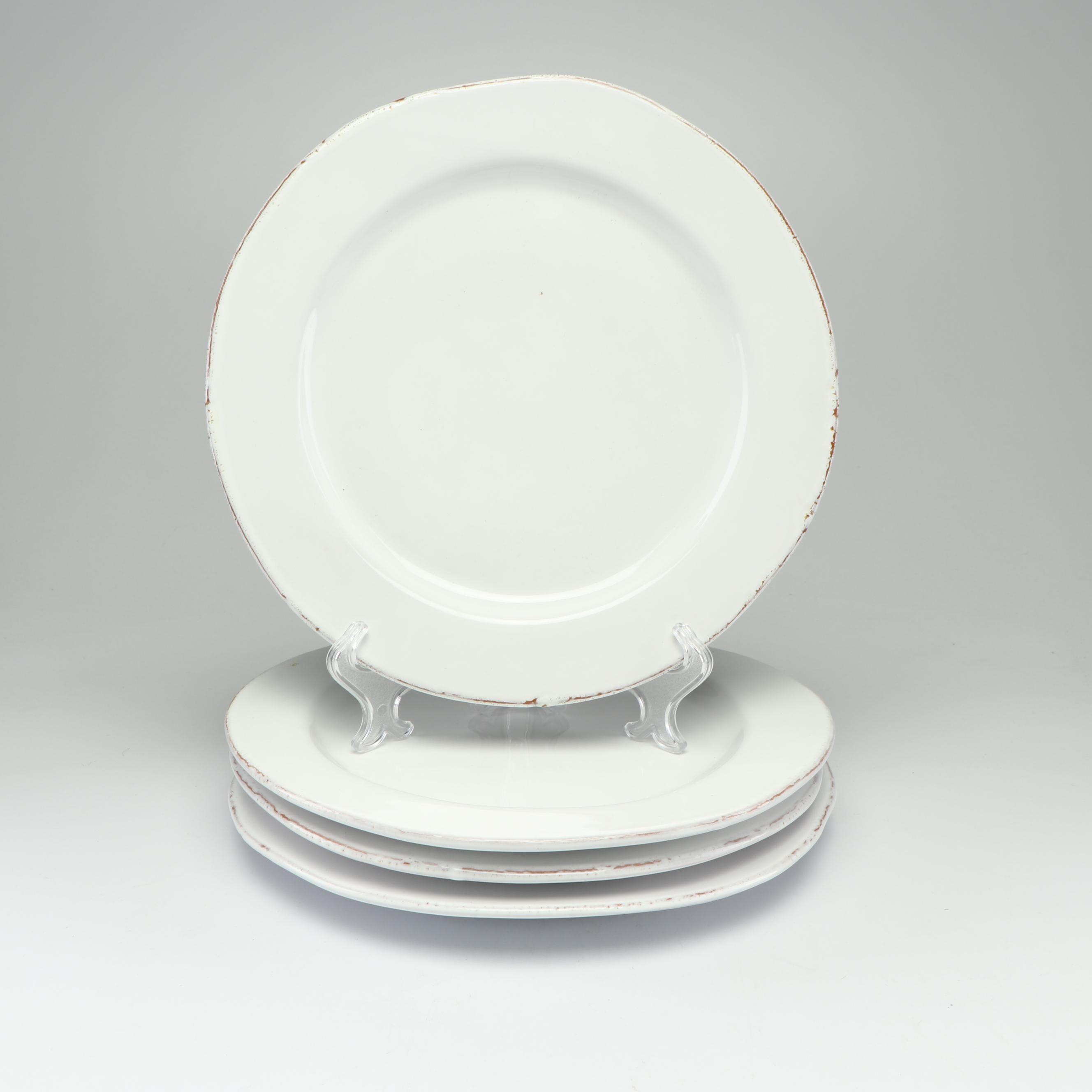 Vietri Italian Ceramic Chargers