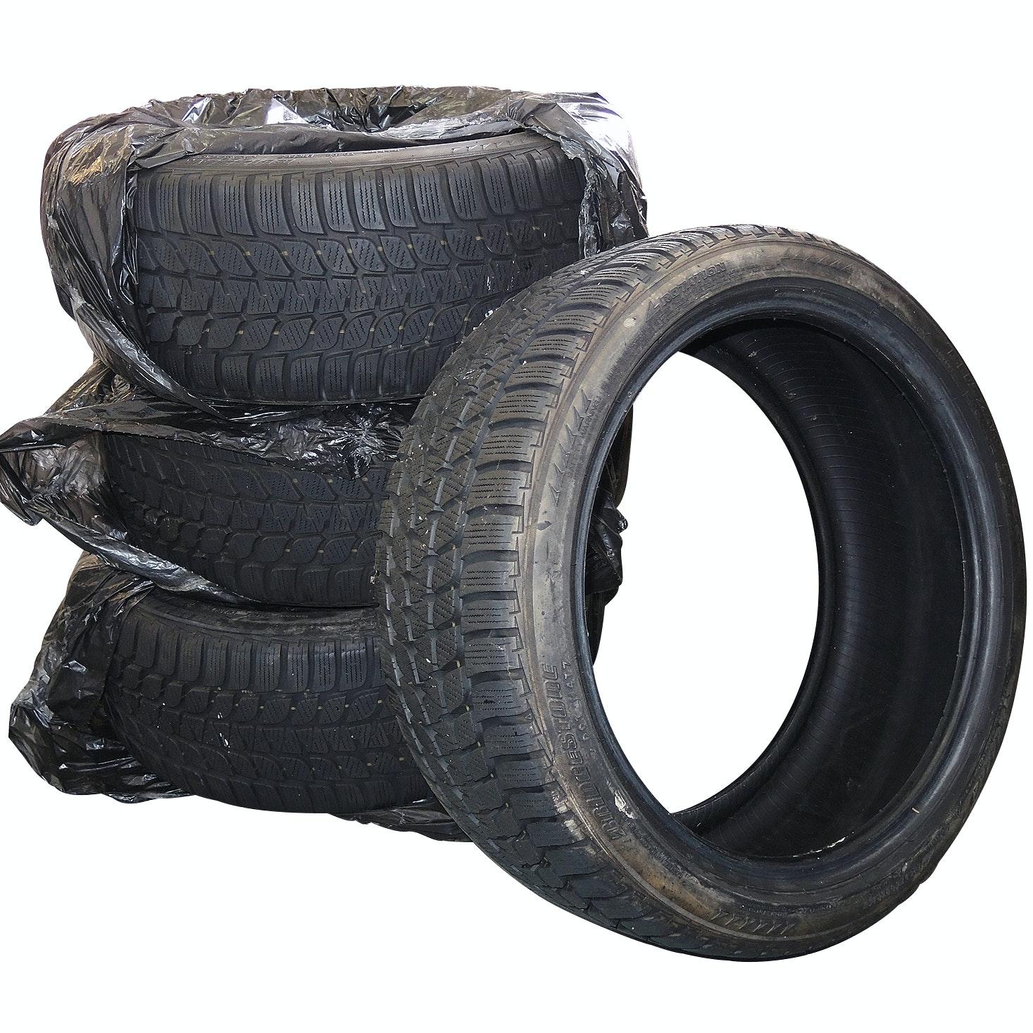 Bridgestone Blizzak LM25-V Tubeless, Steelbelted Tires