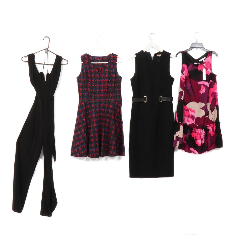 Women's Dresses and Jumpsuit Featuring MICHAEL Michael Kors and Trina Turk