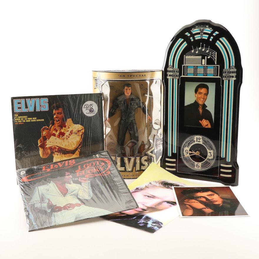 Elvis Presley Collectibles and Memorabilia