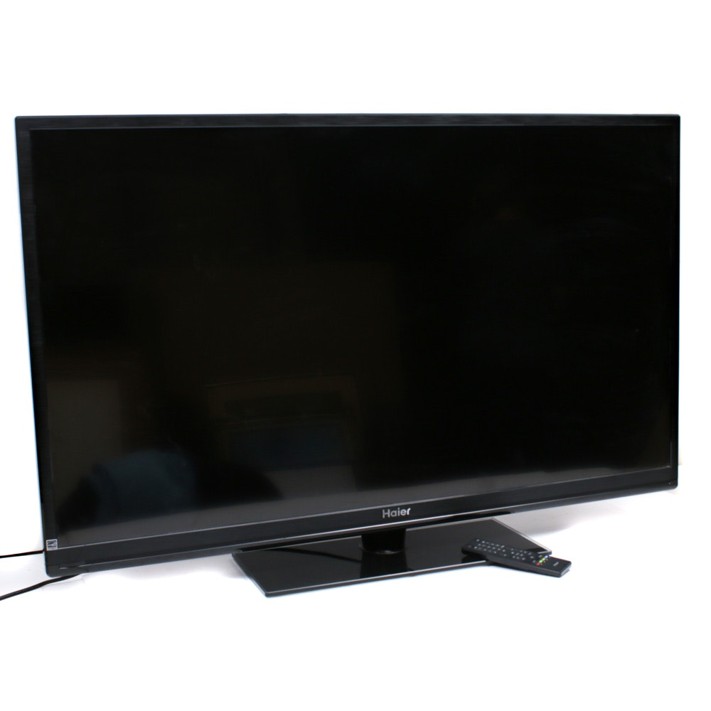 "Haier 49"" LED LCD Flat Screen TV"