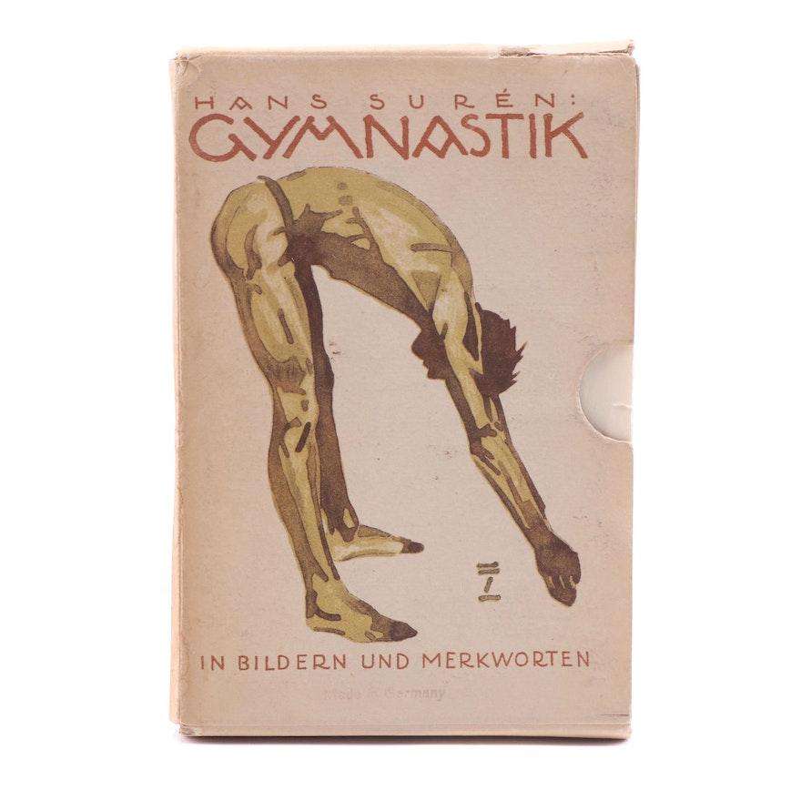 """German """"Gymnastik"""" by Hans Surén, Early 20th Century"""