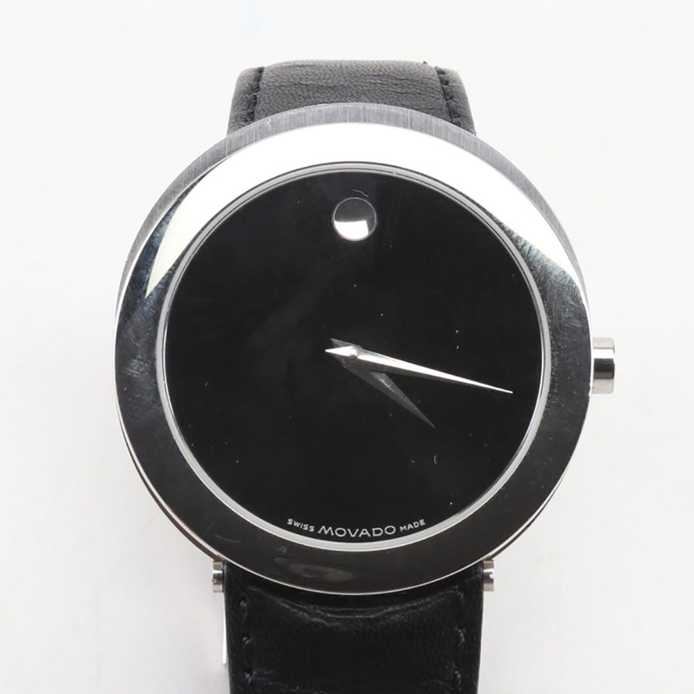 Swiss Made Movado Capello Wristwatch