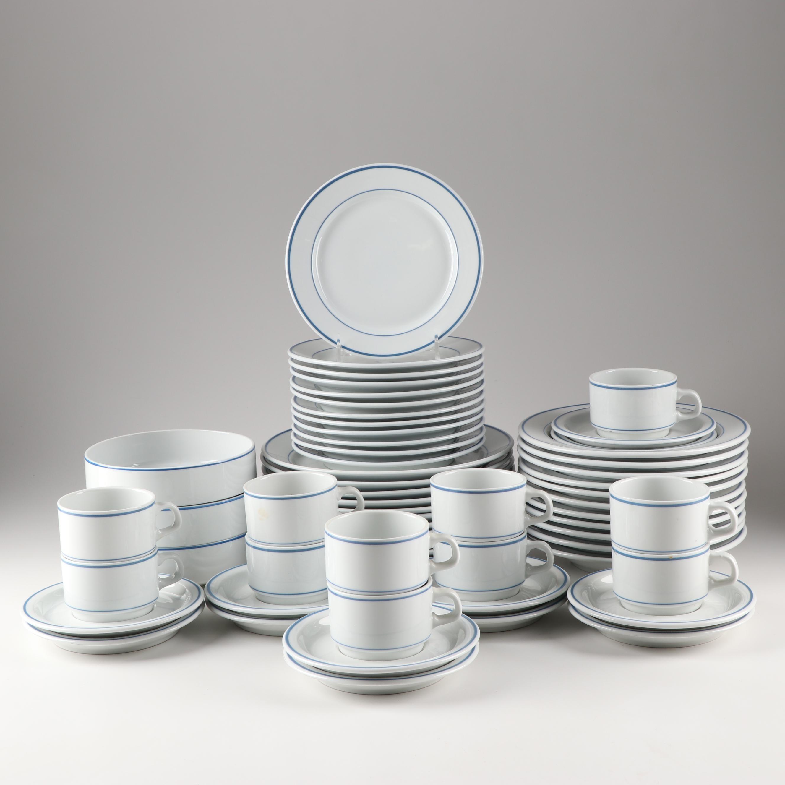 "Alfoldi ""Porcelán"" Hungarian Dinnerware"