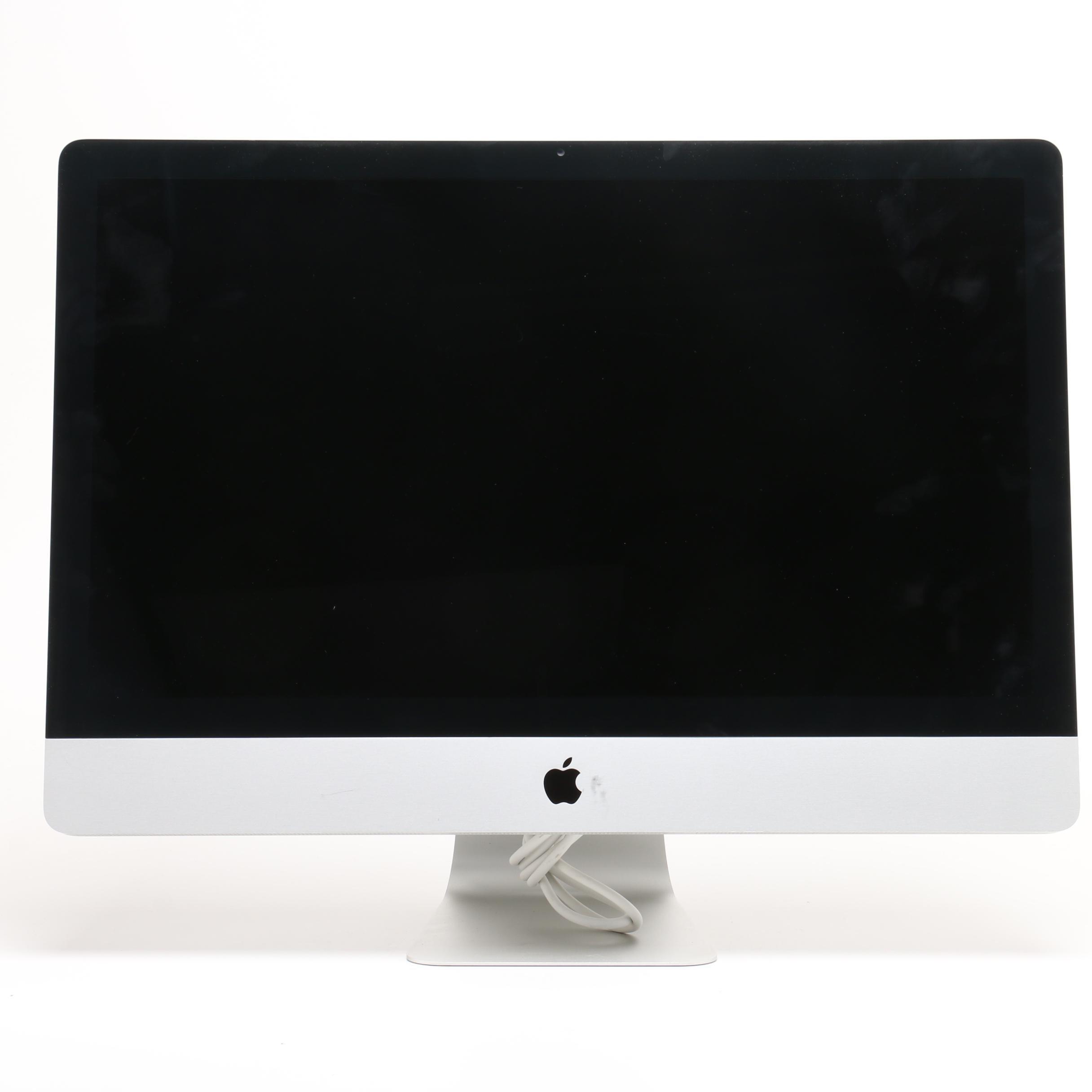 "27"" Apple iMac Desktop Computer"