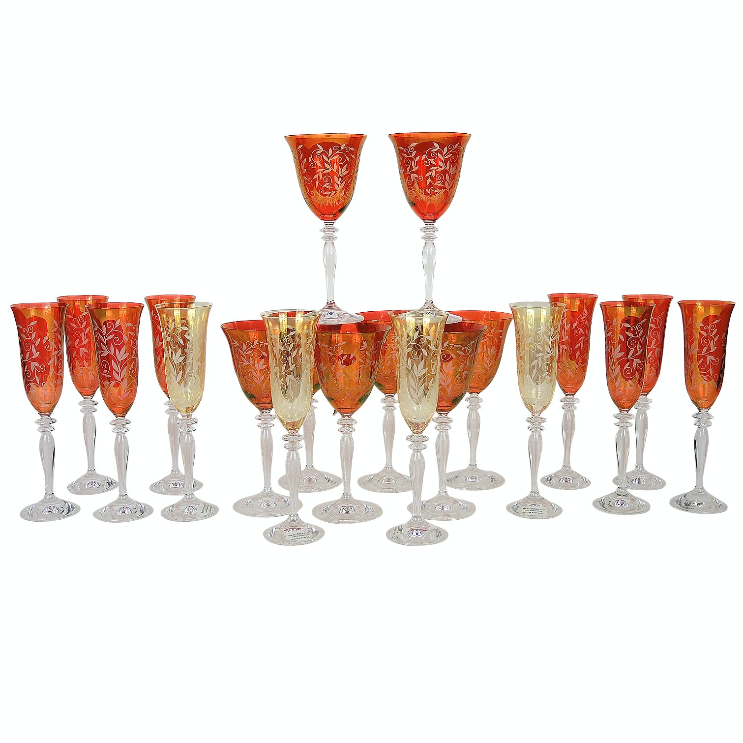Miller Rogaska Crystal Stemware by Reed and Barton