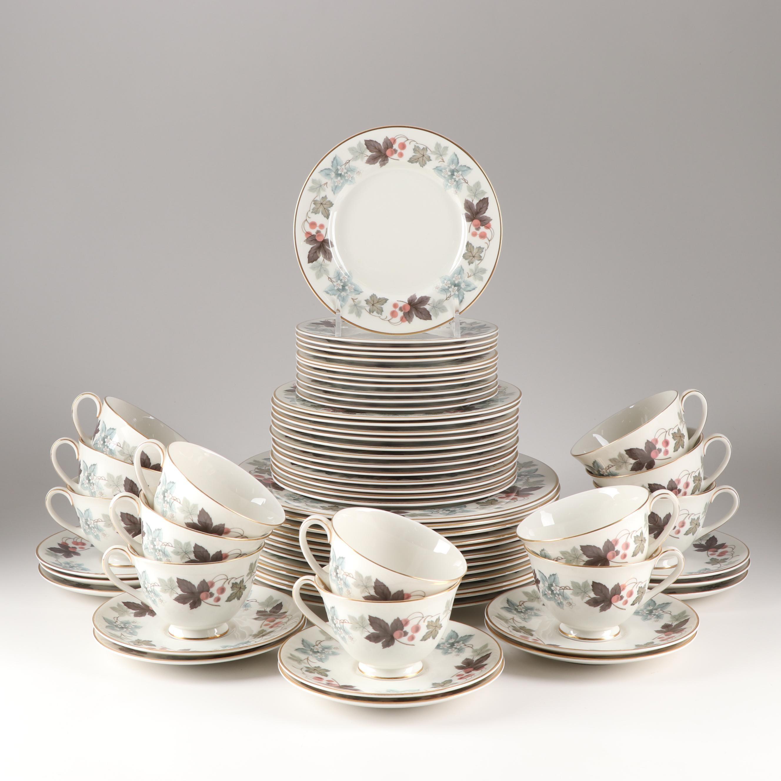 "Royal Doulton ""Camelot"" Dinnerware"