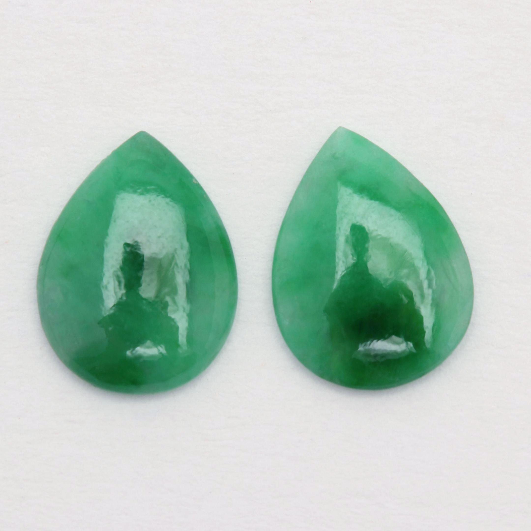 Loose Jadeite Gemstones