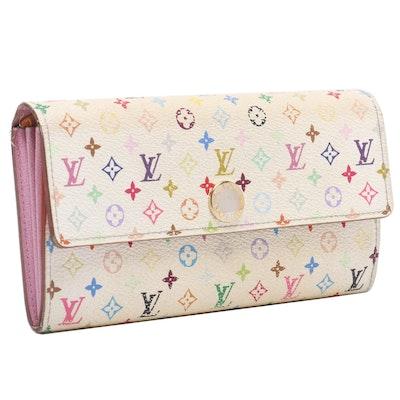 88e4f32aace0 2011 Louis Vuitton Limited Edition Monogram Canvas Illustre Zippy ...