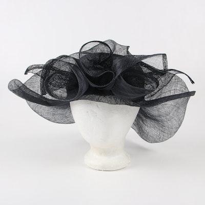 cc4375c514e51 Men s Vintage Royal De Luxe Stetson Homburg Hat and Kleinhans Co ...
