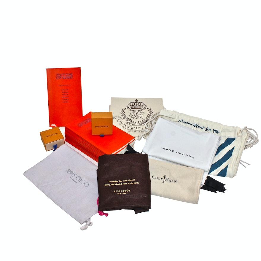 1379309babc Louis Vuitton City Guides and Boxes