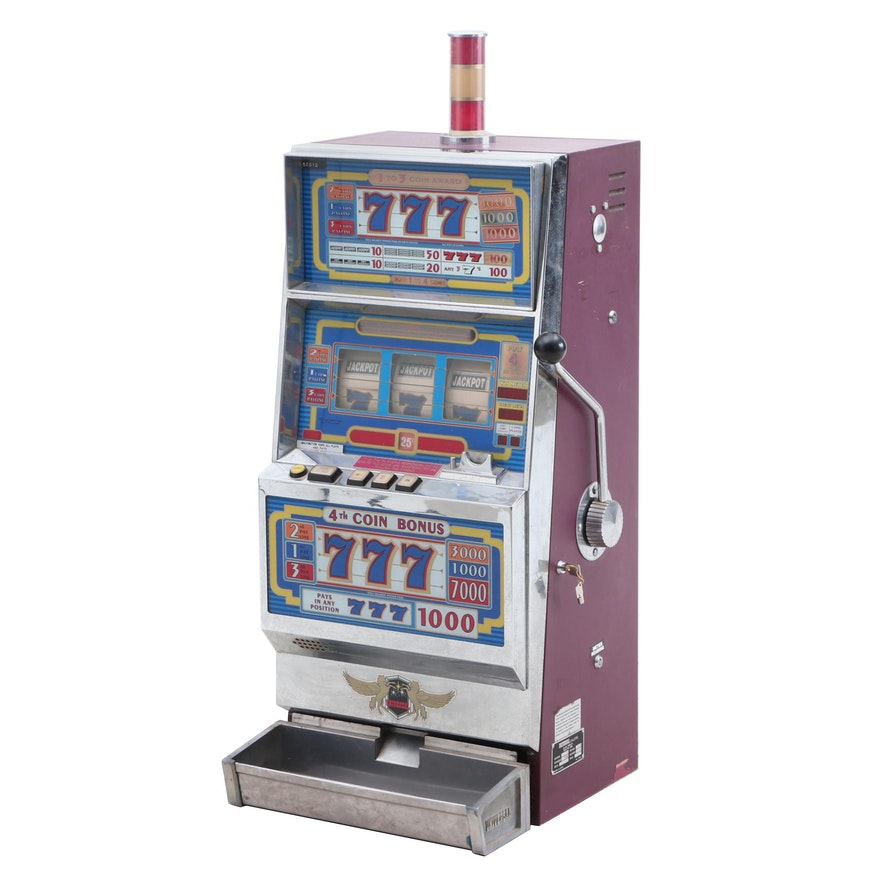 Slot Machine by Universal, Mid-Century