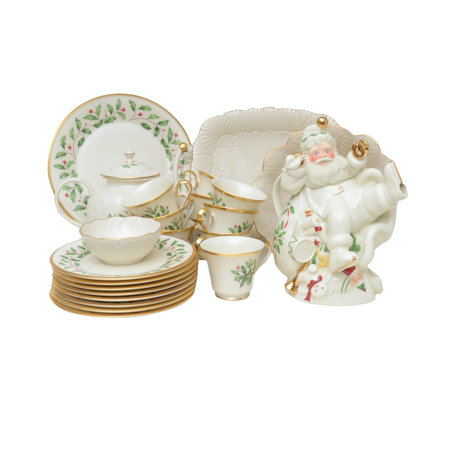 Lenox Holiday Tableware