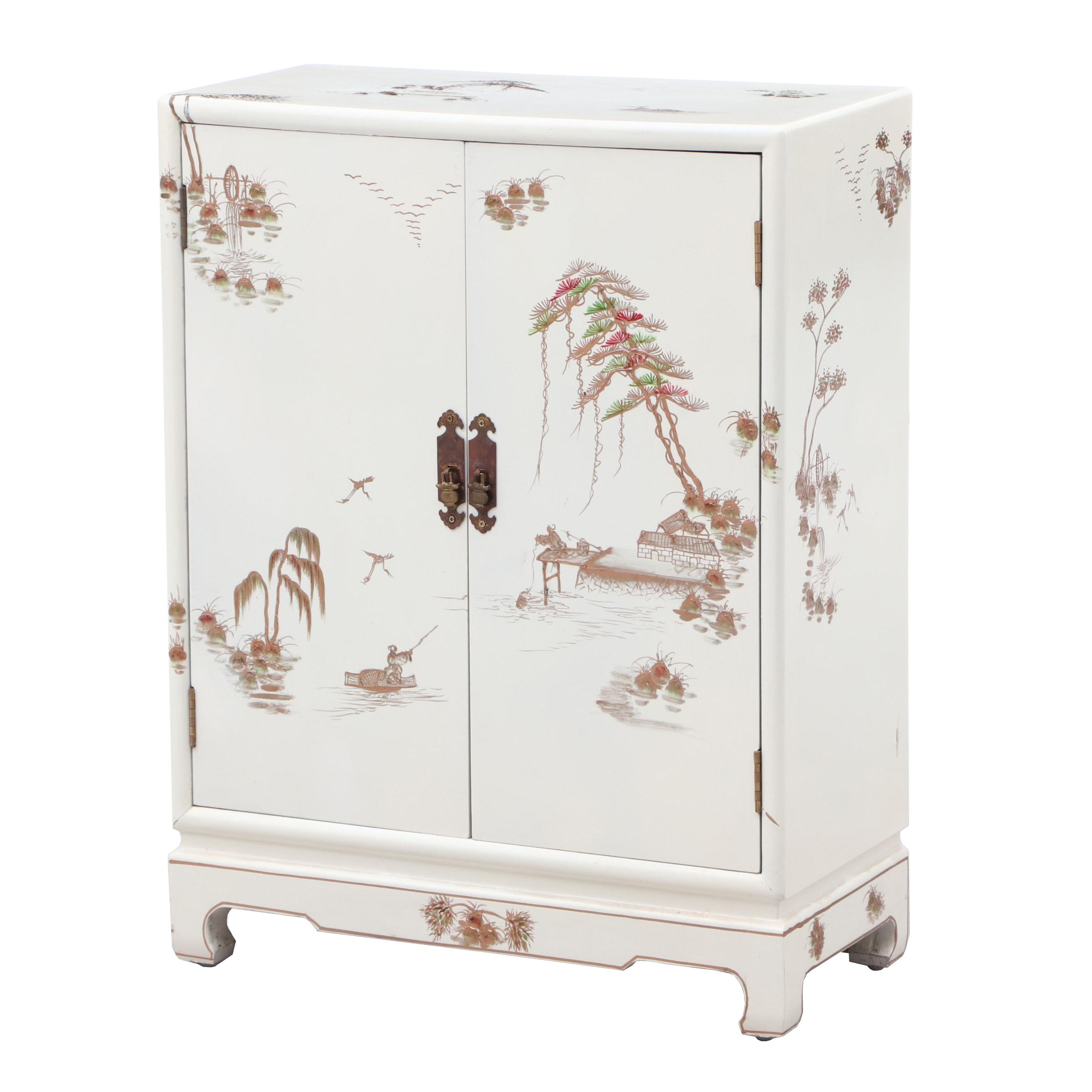 Chinese Cabinet, Contemporary