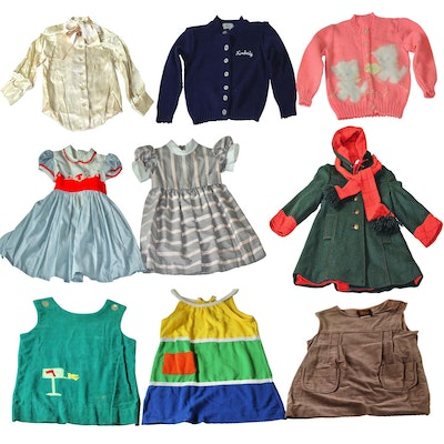 35b2cafde Girls' Dresses and Outerwear Including Christian Dior, Vintage | EBTH