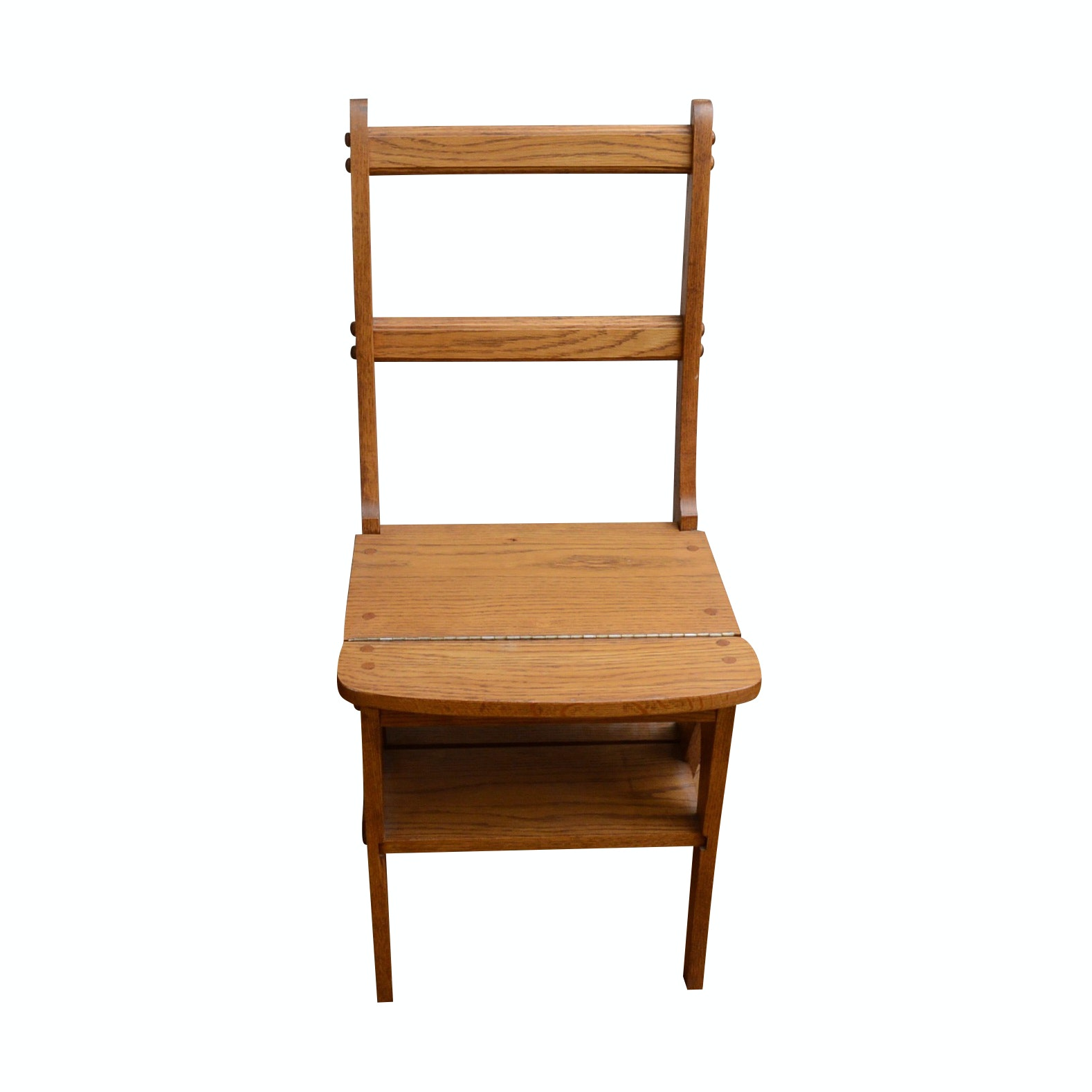 Oak Jefferson Chair