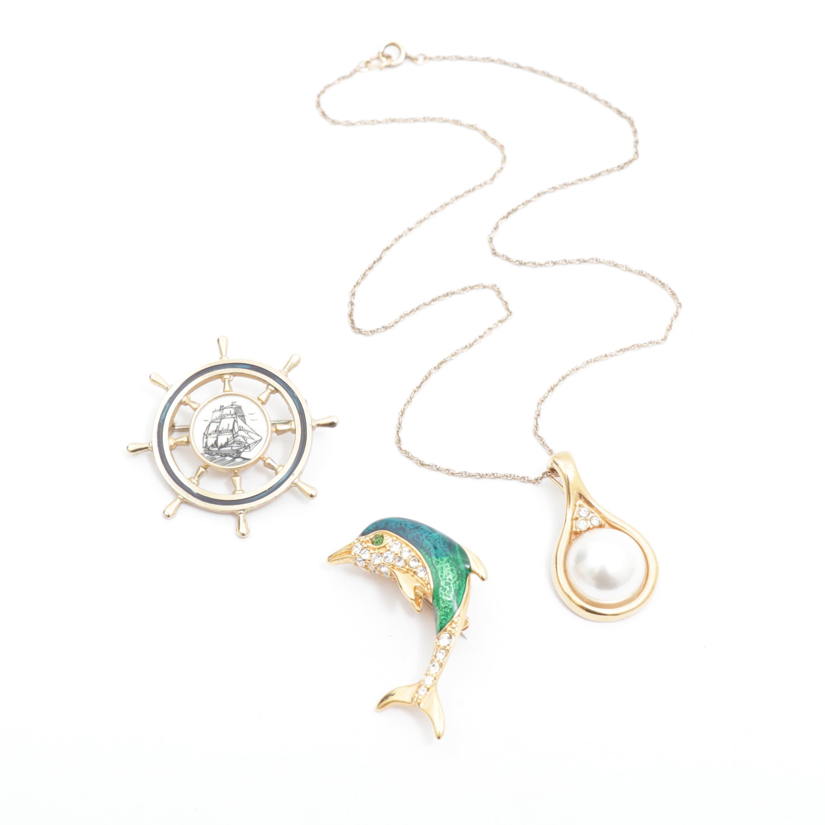 Krementz Jewelry, Vintage