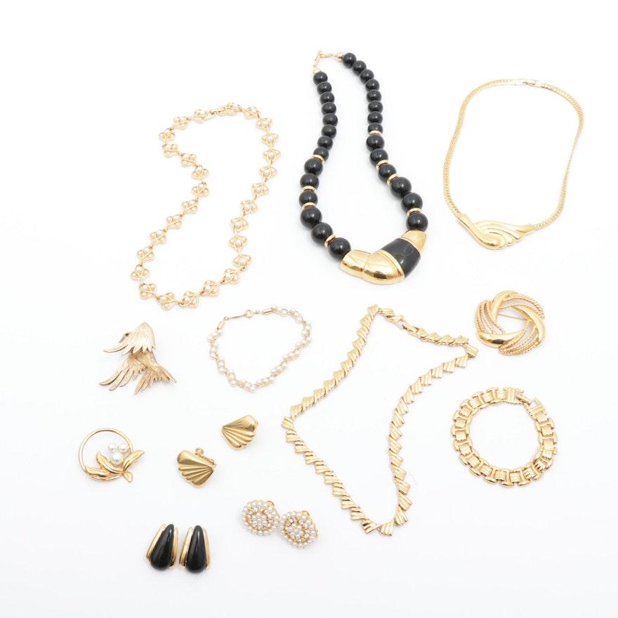 Napier Jewelry, Vintage