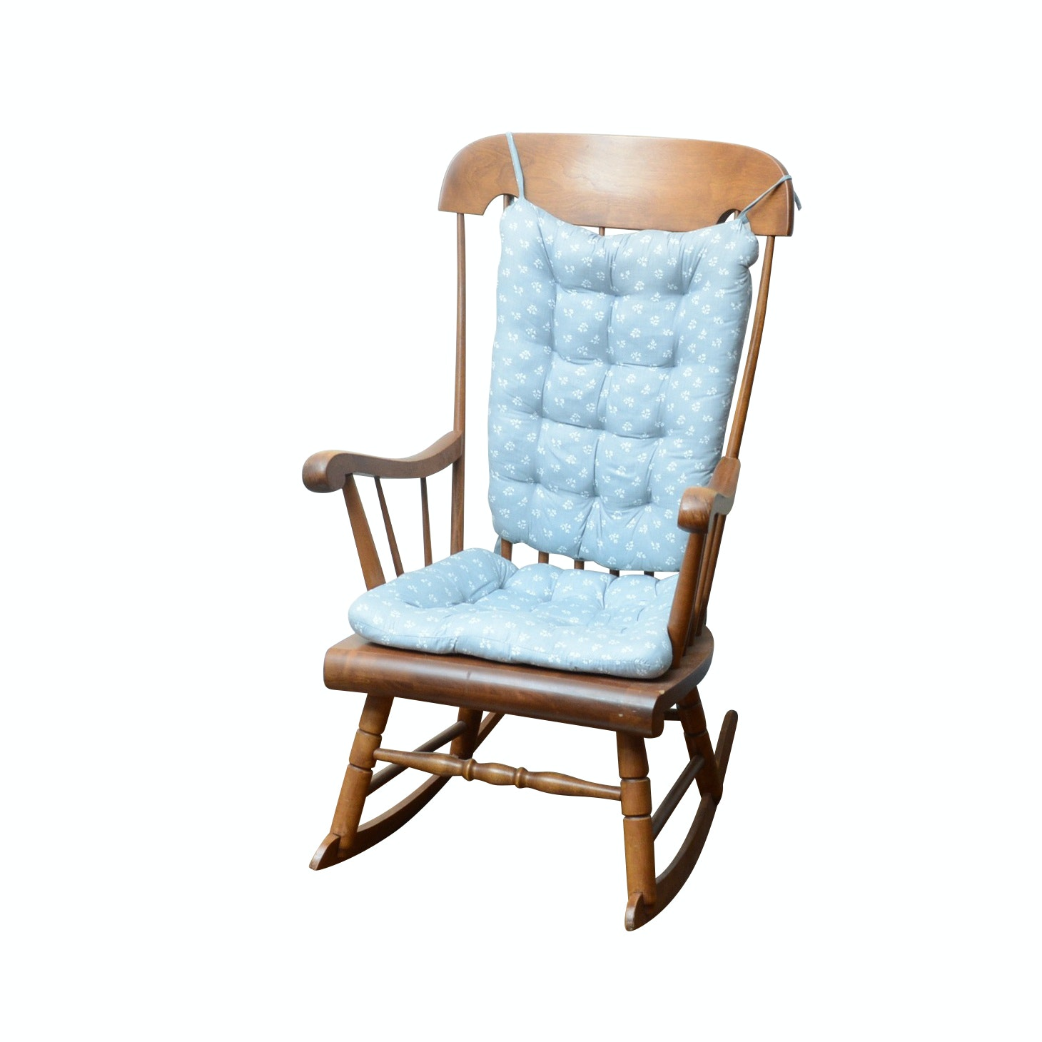 Tell City Maple Rocking Chair