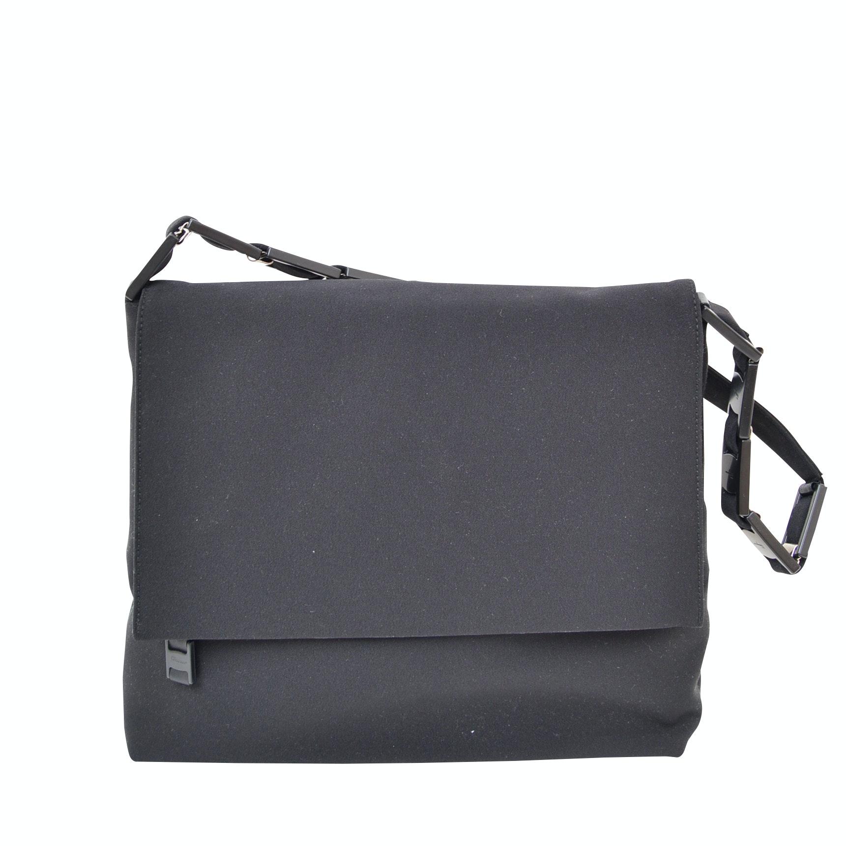 Salvatore Ferragamo Fabric Handbag