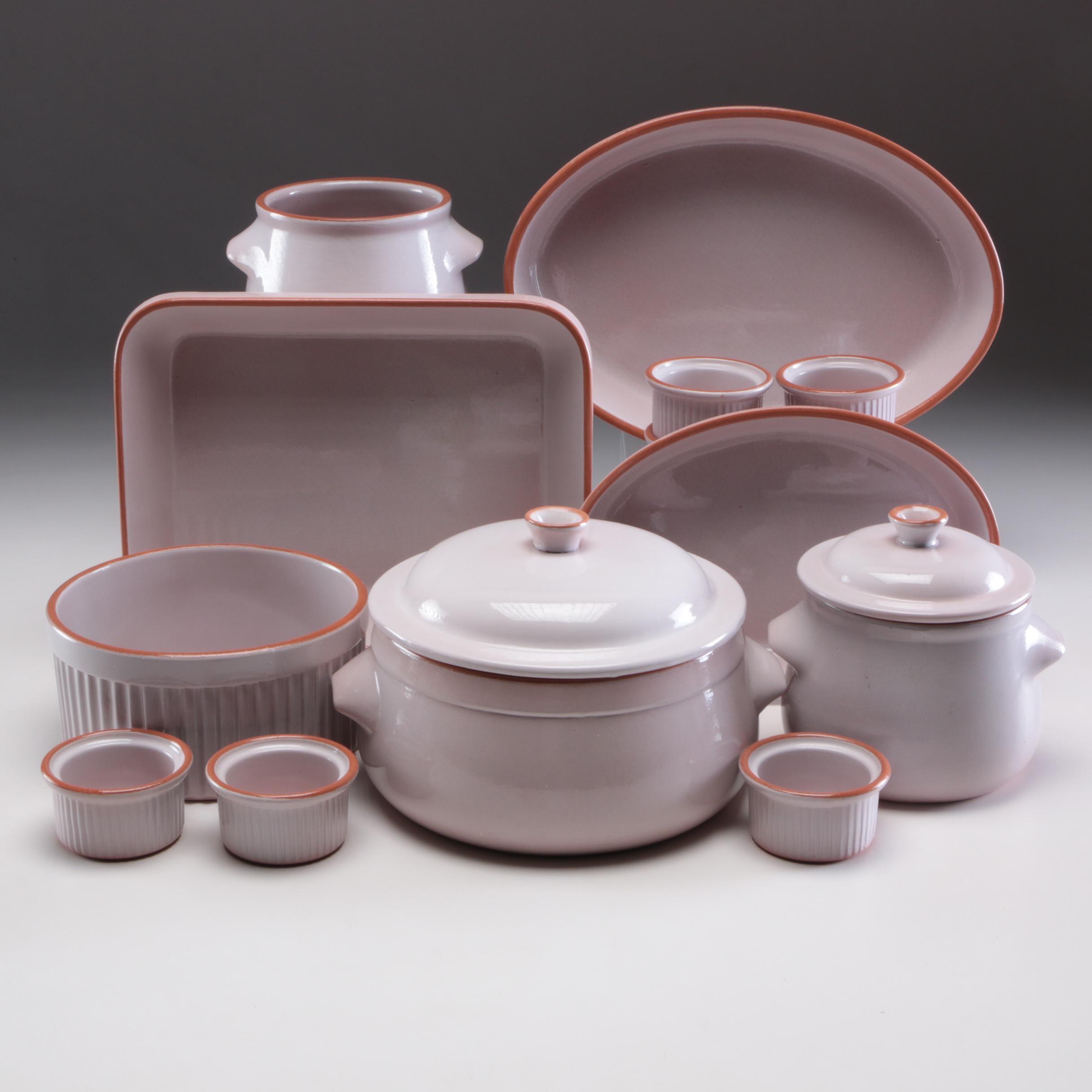 Emile Henry French Stoneware Baking Dishes
