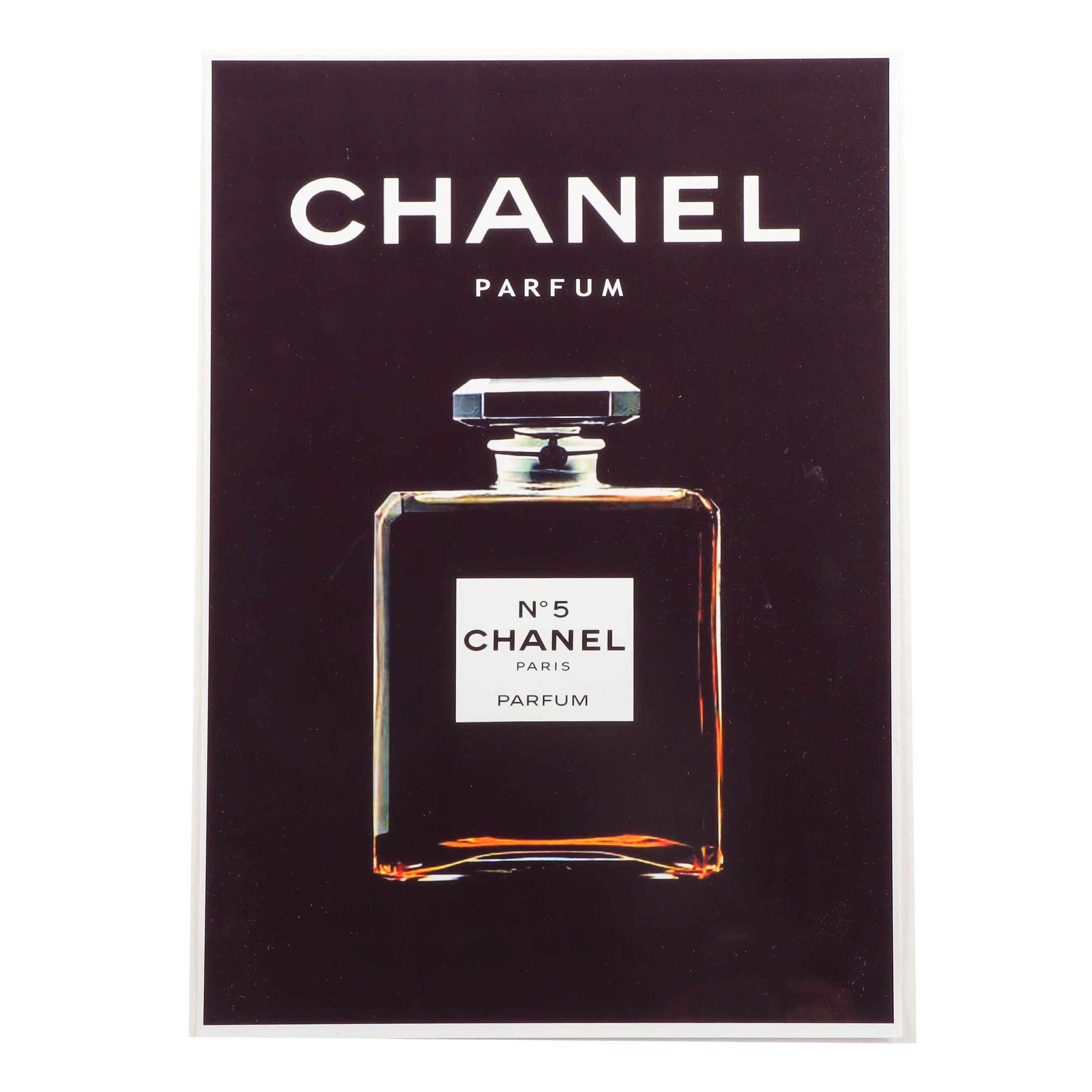 Giclee after Vintage Advertisement for Chanel No. 5 Parfum