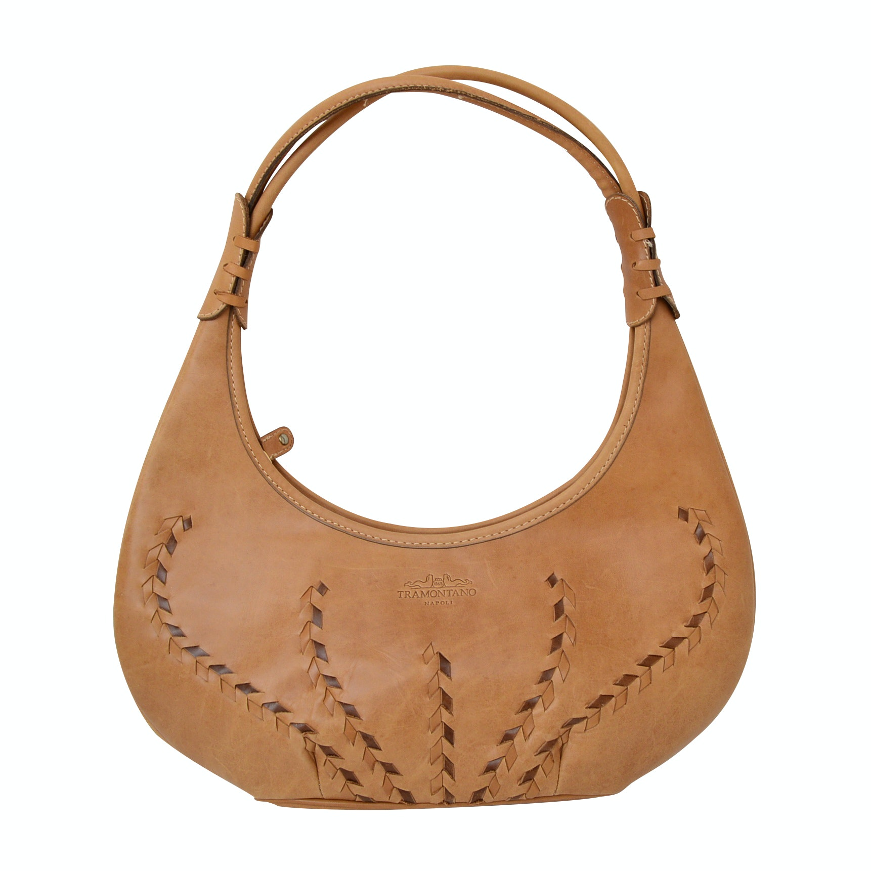 Tramontano Spa Leather Handbag