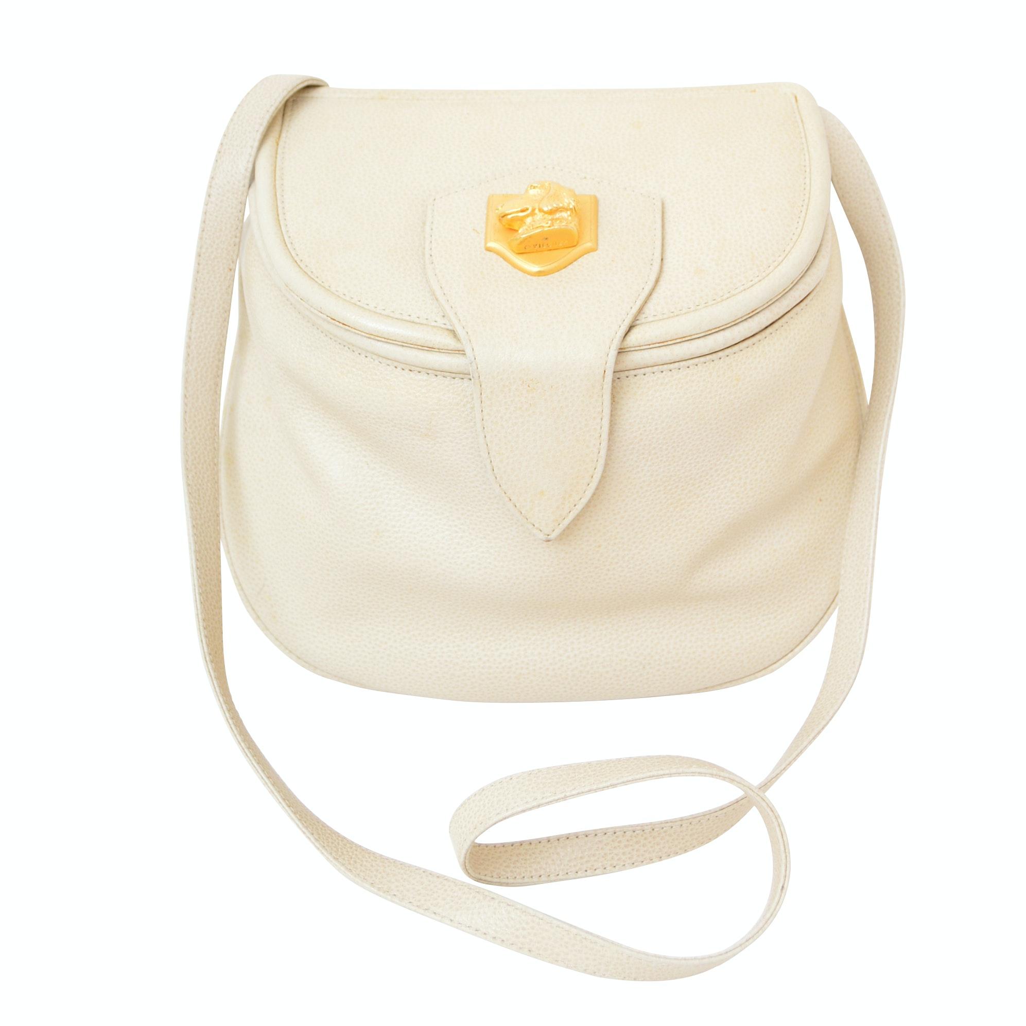 Vicenza Leather Shoulder Bag