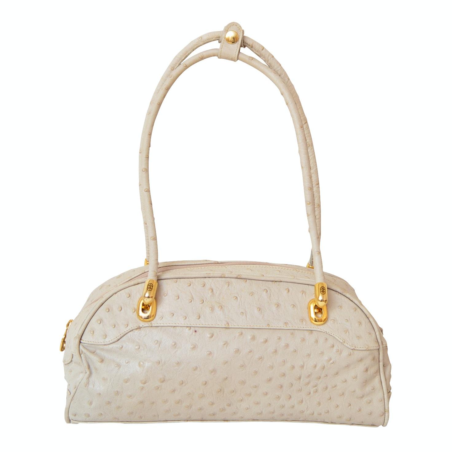 Marino Orlandi Leather Handbag