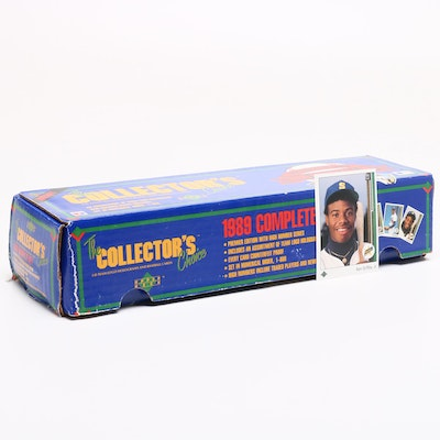 6926cc43b9 1600 Count Box Full of Baseball Cards with Brock, Mantle, Stargell ...