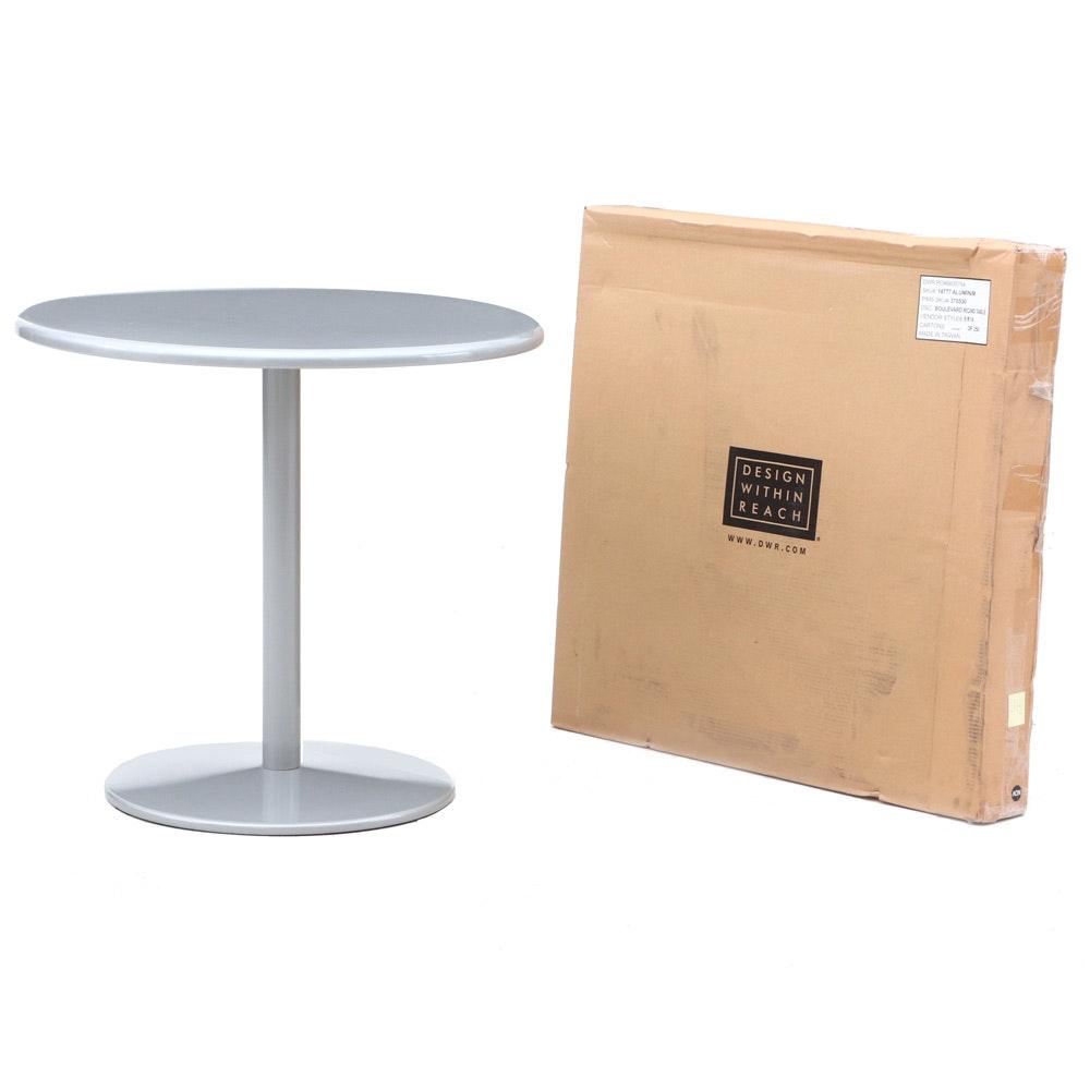 "Design Within Reach ""Boulevard"" Patio Tables, Contemporary"