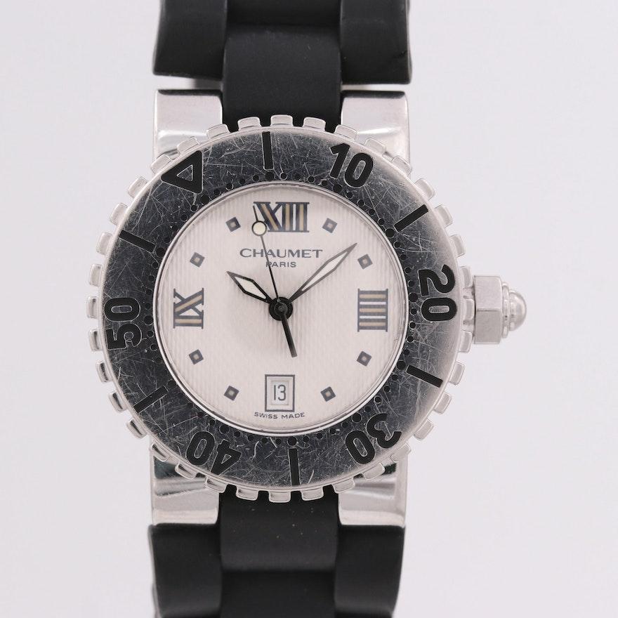 Chaumet Class One Stainless Steel Quartz Wristwatch