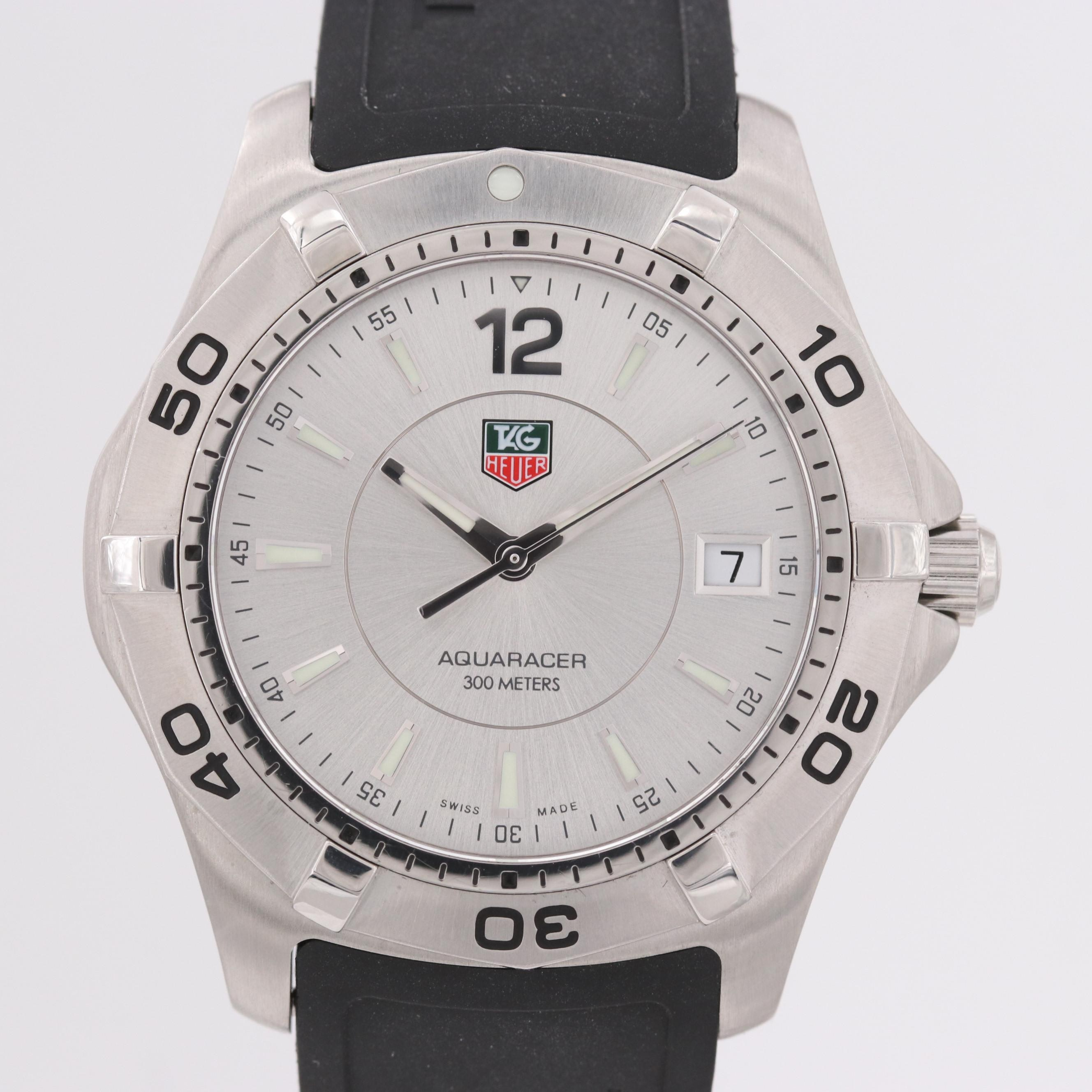 TAG Heuer Aquaracer Stainless Steel Wristwatch