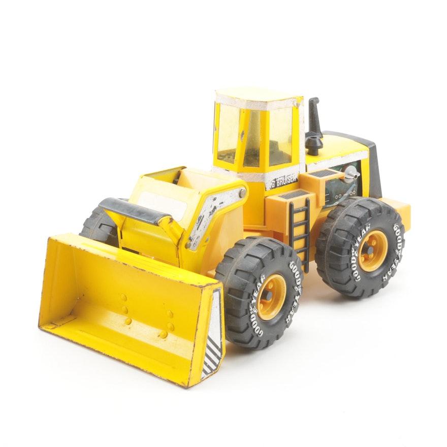 "Buddy L ""Big Bruiser"" Metal and Plastic Model Vehicle"