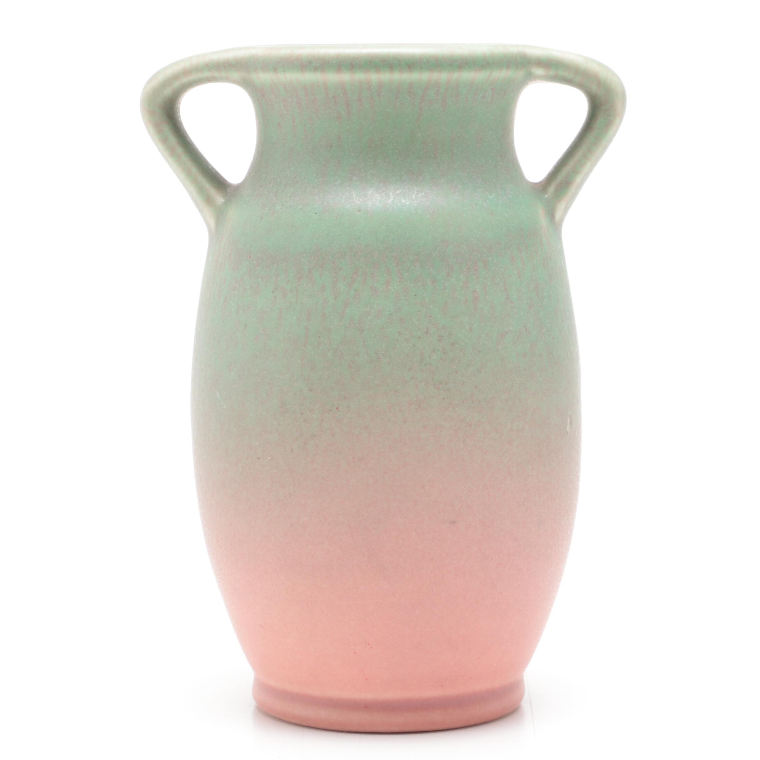 Rookwood Pottery Amphora Vase, 1922