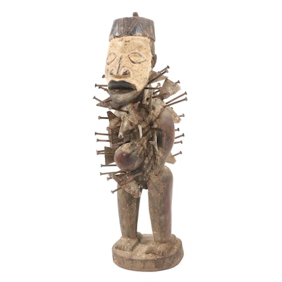 Power Figure from the Democratic Republic of the Congo