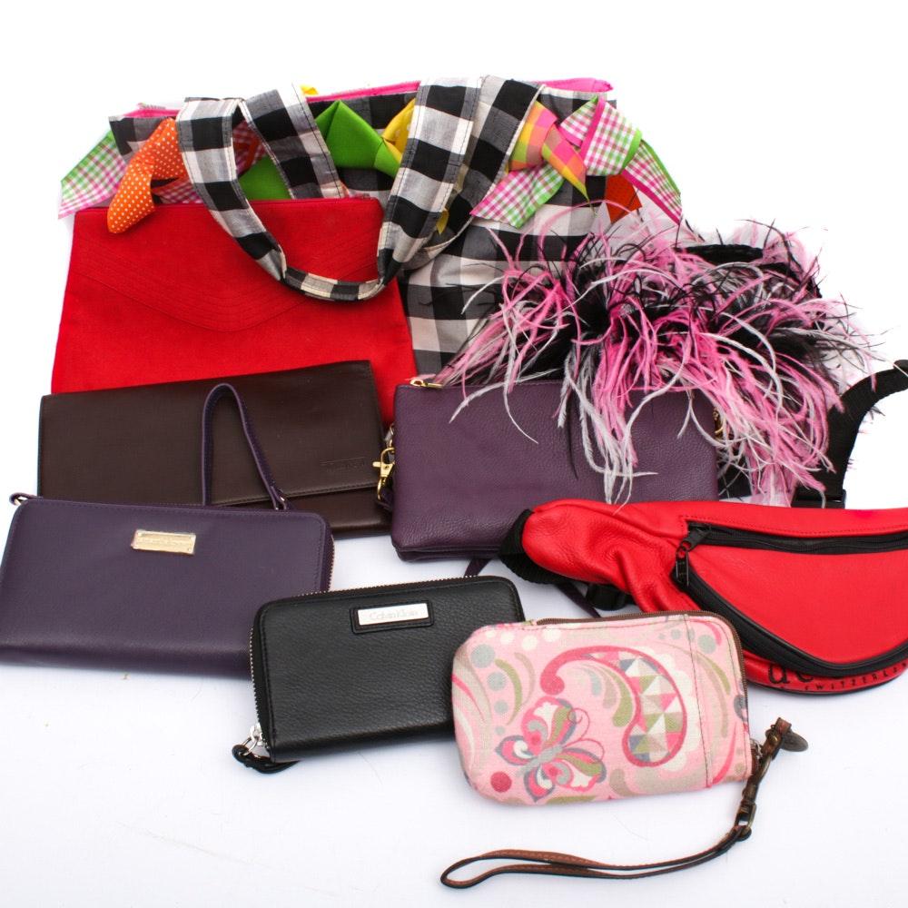 Handbags, Clutches, Evening Bags, Crossbody Bags, Belt Bag and More