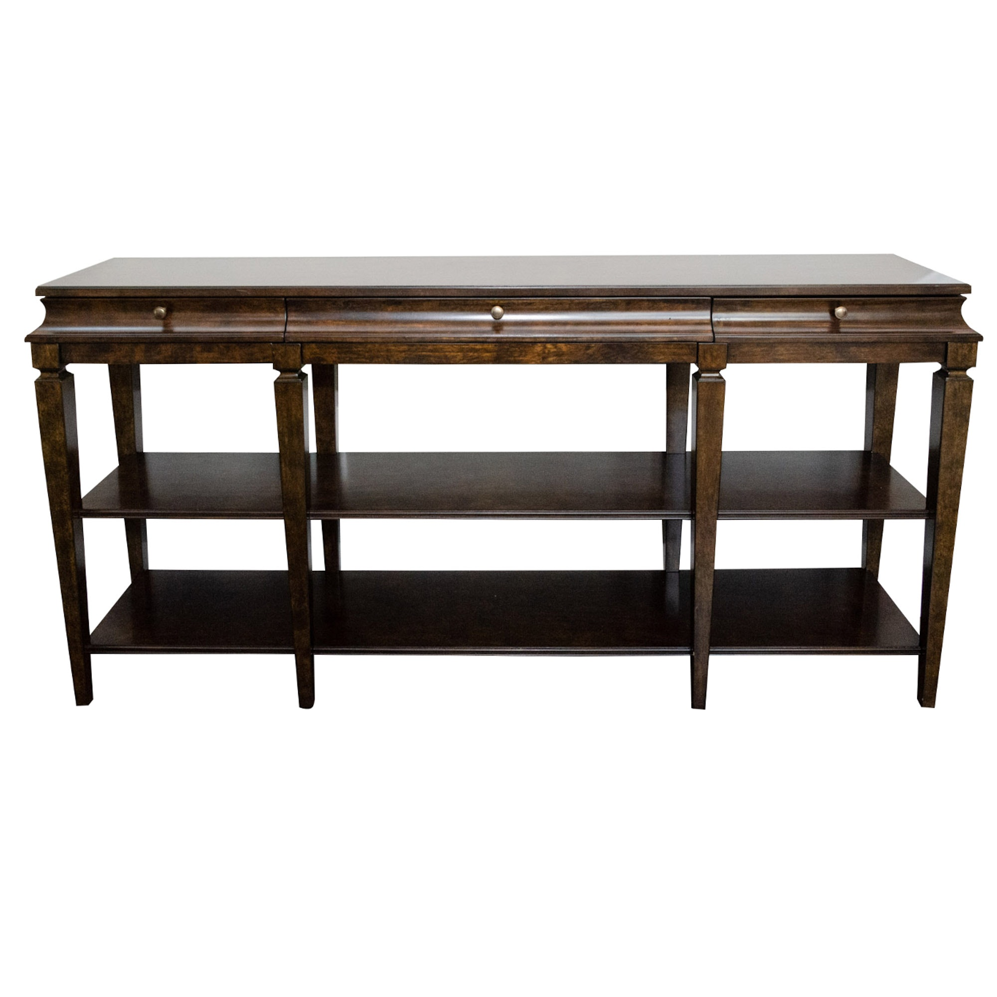 A.R.T. Furniture Contemporary Wooden Console Table