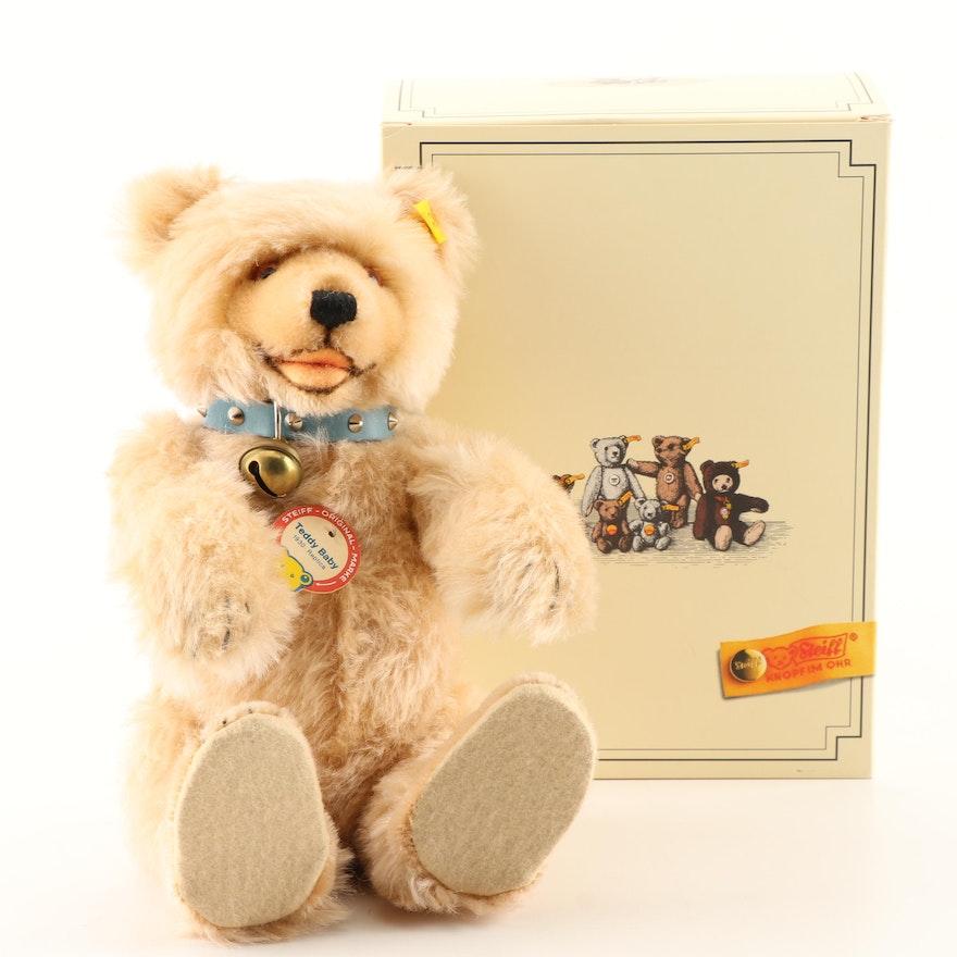 "Steiff 1930 Replica ""Teddy Bear"" Plush Animals"