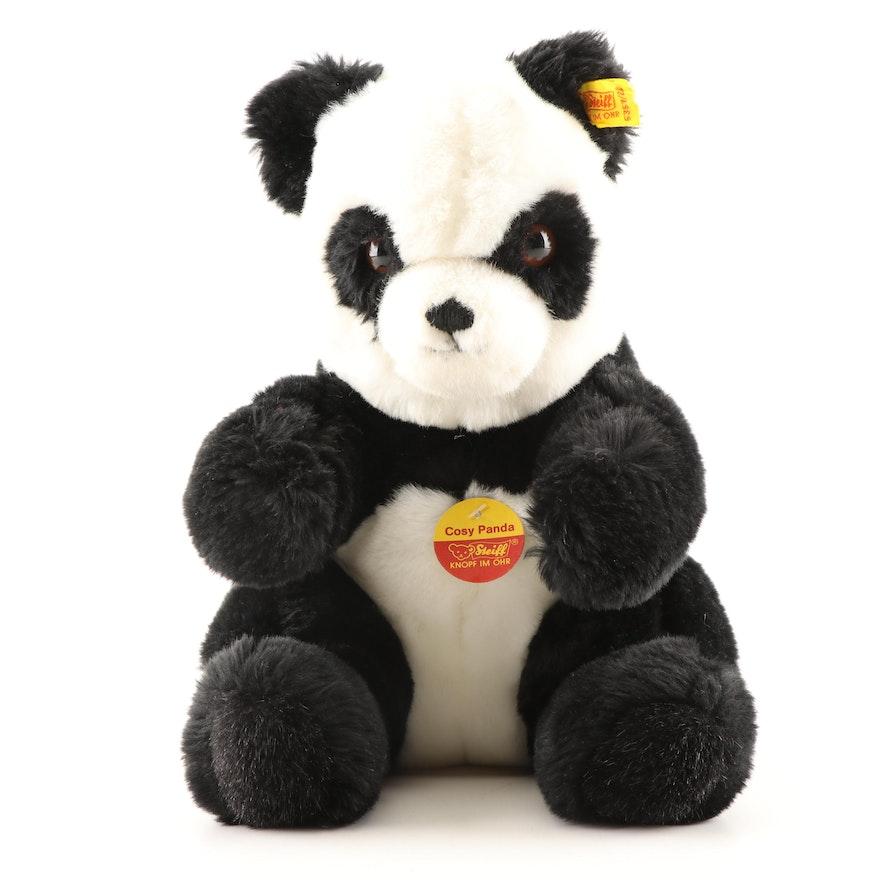 "Steiff ""Cosy Panda"" Plush Animal"