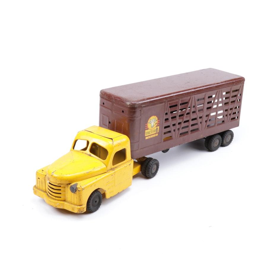 Vintage Metal Model Car