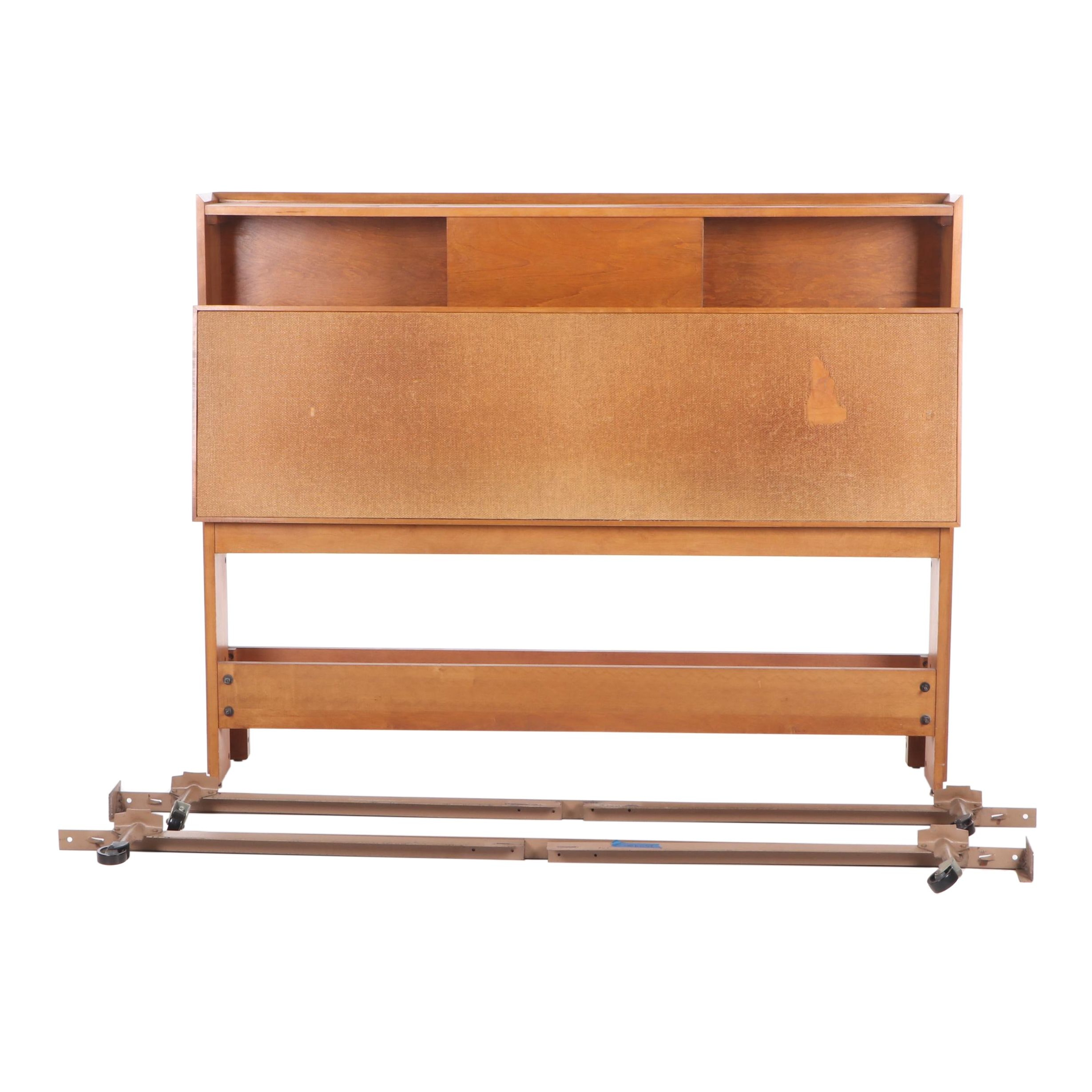 Paul McCobb Planner Group by Winchedon Mid Century Modern Full Size Headboard